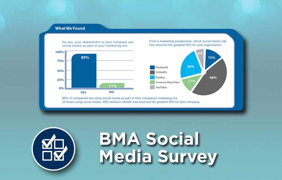 BMA Social Media Survey Case Study