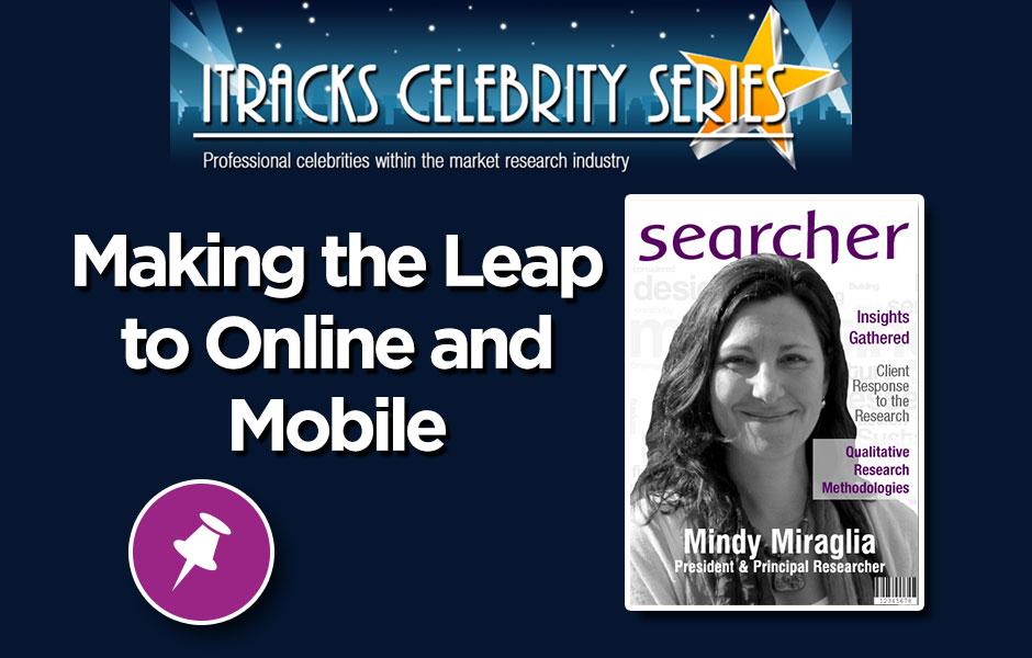 Webinar Celebrity series - Mindy Miraglia