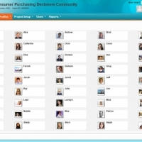 List Profiles View