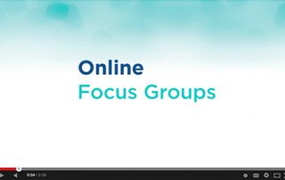 Online Focus Group Video