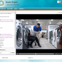 itracks Chat Participant Video View