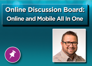 Webinar - Online and Mobile All in One - itracks Board