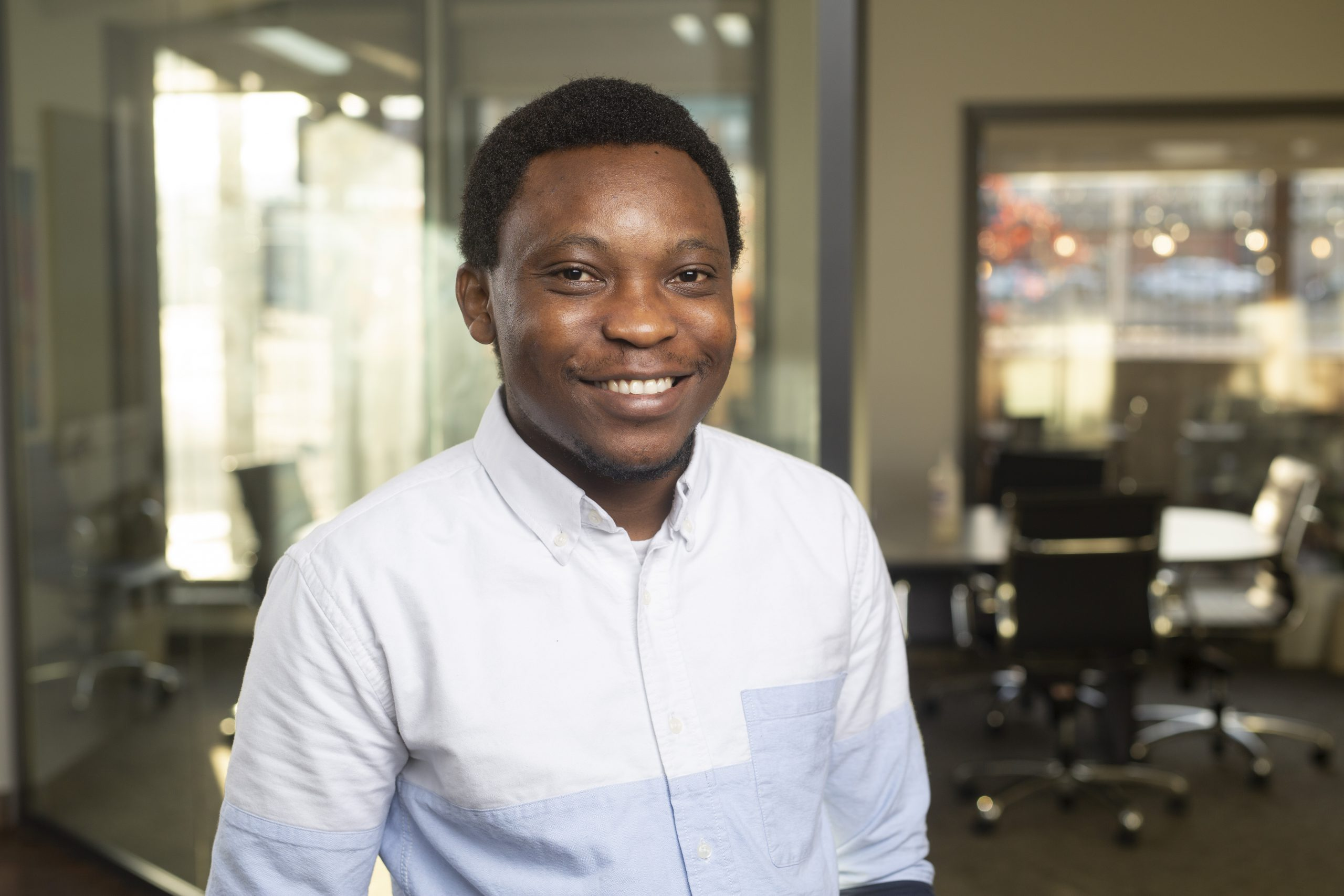 Samuel Akinsola; Business Development Coordinator