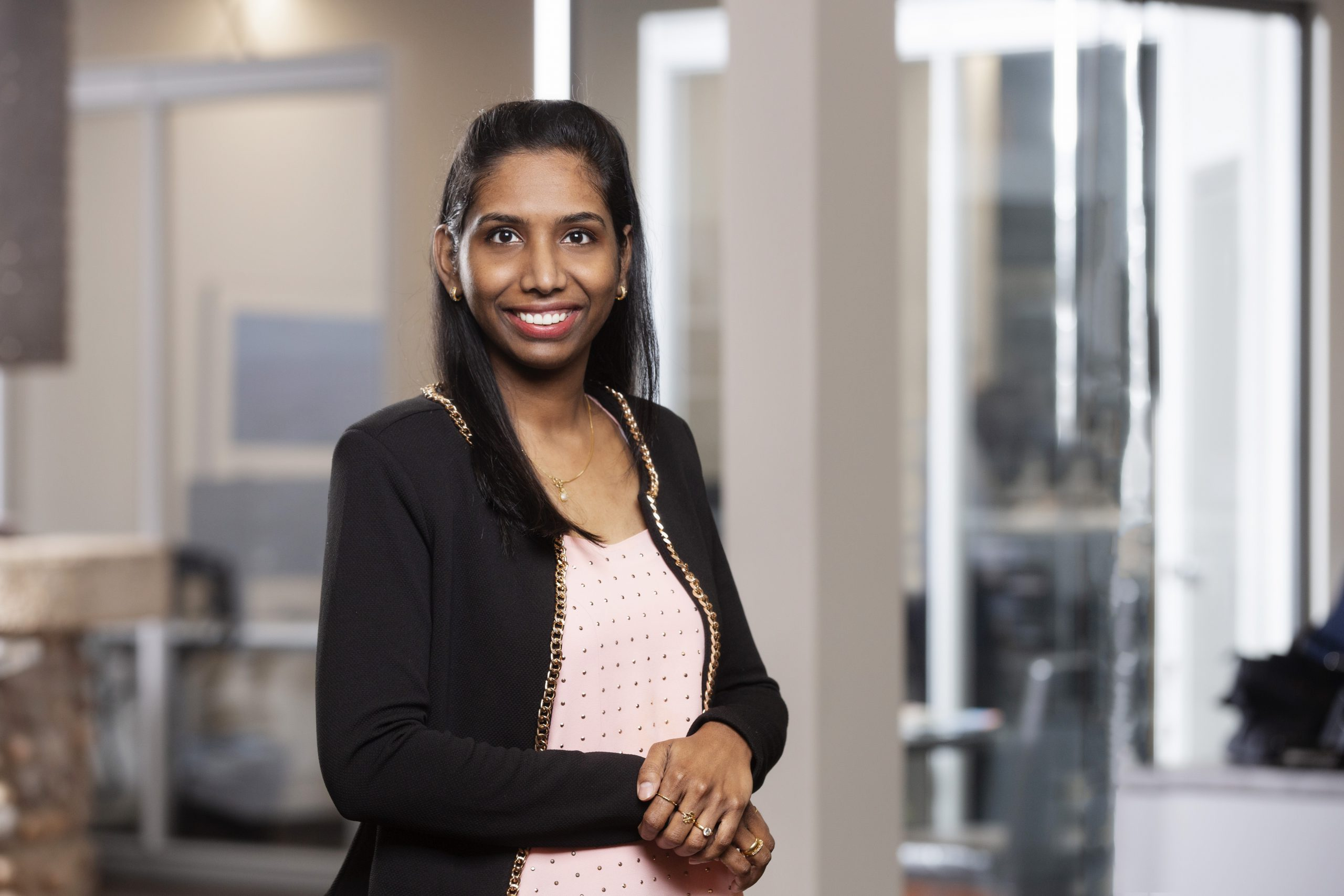Maritta Varghese; Software Support Specialist