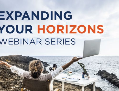 Webinar Series: Expanding Your Horizons