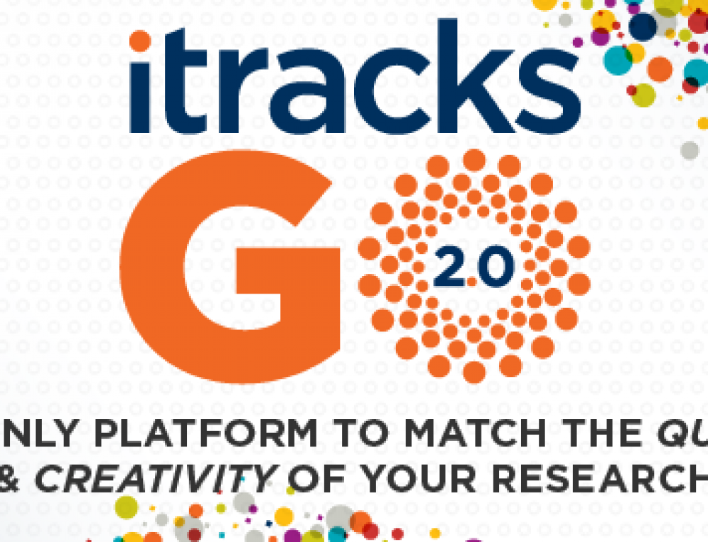 itracks GO 2.0 Will Impact the Qualitative Research Industry