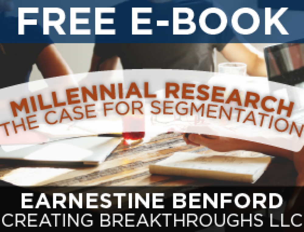 Millennial Research – The Case for Segmentation