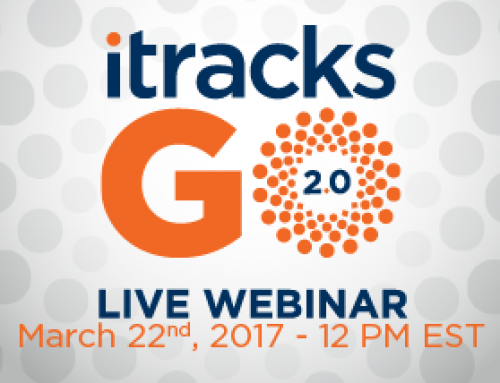 WEBINAR: itracks GO 2.0 Unveiling
